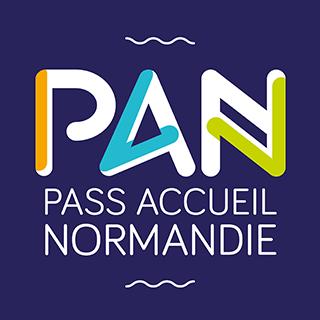 Logo Pass Accueil Normandie