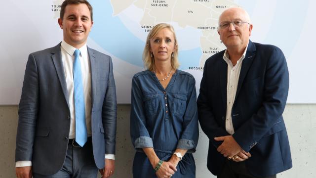Président Office de Tourisme de Caen la Mer